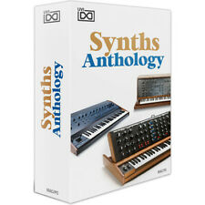 UVI Synths Anthology 1 - Virtual Vintage Synthesizers Collection (AAX VST AU)