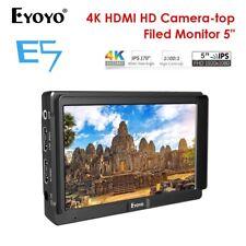 "Eyoyo 5 5"" 4K HDMI Signal Output Display Monitor Bildschirm Für Sony DSLR Camera"
