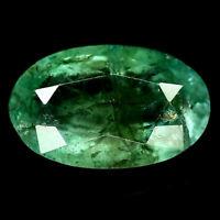 TOP EMERALD : 2,35 Ct Natürliche Grün Smaragd aus Sambia
