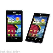 LG Lucid VS840 – 8GB - Black (Verizon) Smartphone Cell Phone 4G LTE Page Plus