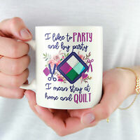 Gift For Quilter Funny Sewing Gifts Mug Quilter Mug