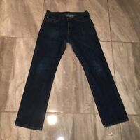 Old Navy MENS 32 X 32  JEANS Distressed