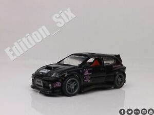 Muscle Machines 1:64 2001 FORD FOCUS FR200 import Tuner