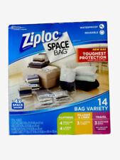 Ziploc FBA_707373 Space and Vacuum Storage Bags - 14 Pack