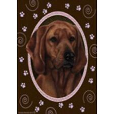 Paws Garden Flag - Redbone Coonhound 174041