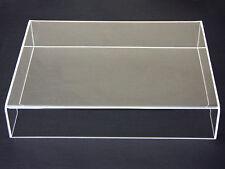 Thorens TD 145 160 165 166 MKII Plattenspieler Haube Deckel Dust Cover für MKII