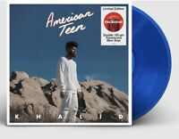Khalid - American Teen Limited Edition Blue Colored Vinyl LP (Open/Unplayed)