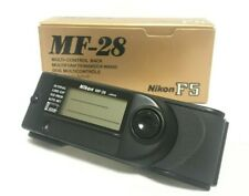 [UNUSED in BOX] Nikon MF-28 Multi Control Date Back for F5 From JAPAN #479