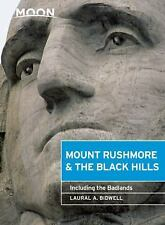 MOON MOUNT RUSHMORE & THE BLACK HILLS - NEW PAPERBACK BOOK