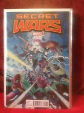 SECRET WARS # 1 RIBIC 1 in 25 VARIANT EDITION MARVEL COMICS
