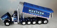 DCP WESTERN DISTRIBUTING 379 PETERBILT 379 W/5 AXLE DUMP 1/64 34062