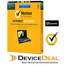 Norton Internet Security Antivirus Latest Version 2018 1 User 1 Y Windows 7 8 10