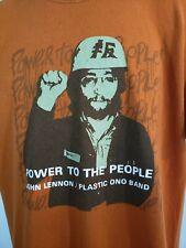 John Lennon Plastic Ono Band Shirt Size Large 2172
