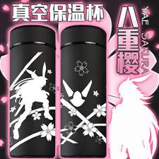 Hot Gaming Honkai Impact 3 Yae Sakura Stainless Steel Vacuum cup 450 ML For Gift