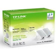 POWERLINE TP-LINK TL-PA4010KIT POWERLINE AV500 V2 KIT ETHERNET COPPIA
