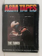 TUBES - Remote Control < 1st US 1979 8-Track tape SEALED > Todd Rundgren