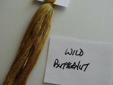 Over-dyed,embroidery floss,Wild Butternut, DMC CONVERSION 680,  20yards