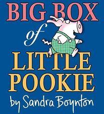 Big Box of Little Pookie by Sandra Boynton (2011, Board Book / Board Book)
