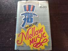 VARIOUS ARTISTS - Non Stop Mellow Music CASSETTE TAPE / Made In Indonesia