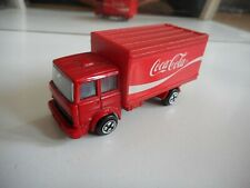 "Corgi Truck ""Coca Cola"" in Red"