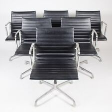 Herman Miller Eames Aluminum Group Executive Task Chairs Black 6x Available