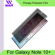 Samsung Galaxy Note 10 Plus Privacy Screen Protector (Not Tempered Glass)