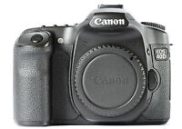 Infrared 720nm Canon EOS 40D 10.1MP DSLR Camera (Body Only) For Ghost Hunting