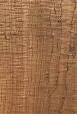 Heavy Figured Curly Maple - Guitar Wood Billet