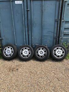 "Mercedes Vito Viano Dualiner 16"" alloy wheels"