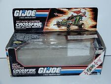 1987 GI JOE CROSSFIRE ALPHA 27 RC VEHICLE EMPTY BOX ONLY - HASBRO
