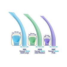 Dental AUTOCLAVABLE HVE Suction Tube Pedo, 10 pcs/pack 16mm EUROPEAN STYLE US