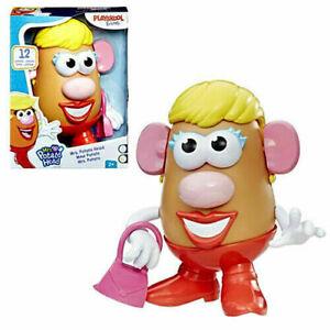 Mrs Potato Head Playskool Friends Discontinued Hasbro 12 Piece New Sealed Toy