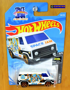 Hot Wheels Space Jam '77 Dodge Van [LeBron James] NBA - New/Sealed/VHTF [E-808]