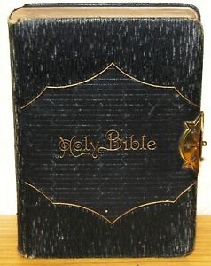 Vintage Bible With Brass Clasp Oxford University Press Oxford Facsimile Series 6
