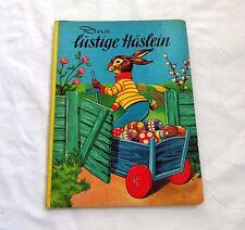 Das lustige Häslein (Altes Kinderbuch aus den 60er Jahren) Favorit Verlag
