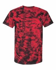 Dyenomite Crystal Tie Dyed Tie Dye T Shirt Mens Womens Tee Hippie Stoner 200CR