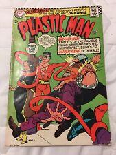 Rare Silver age, Premier issue Plastic Man No. 1 Nov-Dec 1966 DC comics
