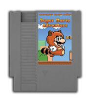 Super Mario Adventure - Nintendo NES Game