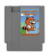 Super Mario Adventure - Nintendo NES Game