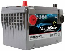 NORTHSTAR Pure Lead Automotive Group 34/78 Battery NSB-AGM34/78