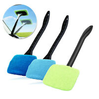 Inside Windshield Cleaner Glass Handle Tool Supplies Accessory 39x13x9cm