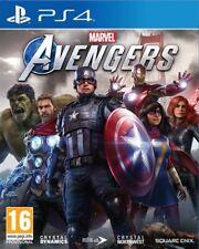 MARVEL'S AVENGERS - PS4 📥