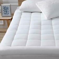 FAIRYLAND Queen Mattress Topper Pillow Pillow Top Cooling Washable Mattress Pad