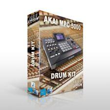 AKAI MPC 5000 Drum Kit samples MPC Machine sons téléchargement Trap Hip-Hop WAV
