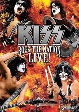 Kiss - Rock the Nation Live DVD, Kiss,