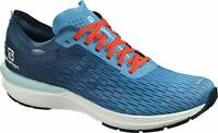 Salomon Men's Sonic 3 Accelerate Running, Hawaiian Ocean/White/Poseidon, Size  0