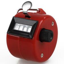 Compteur de sport a main numerique (Rouge) X3A4