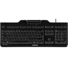 CHERRY KC 1000 SC Security keyboard with smart card terminal - US Int'l layout