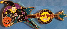 Hard Rock Cafe SAN DIEGO 2004 HALLOWEEN PIN Costume Guitar JESTER - HRC #24591