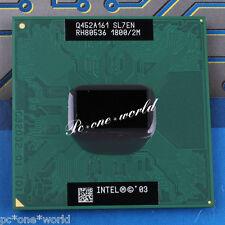 100% OK SL7EN Intel Pentium M 745 1.8 GHz Laptop Processor CPU